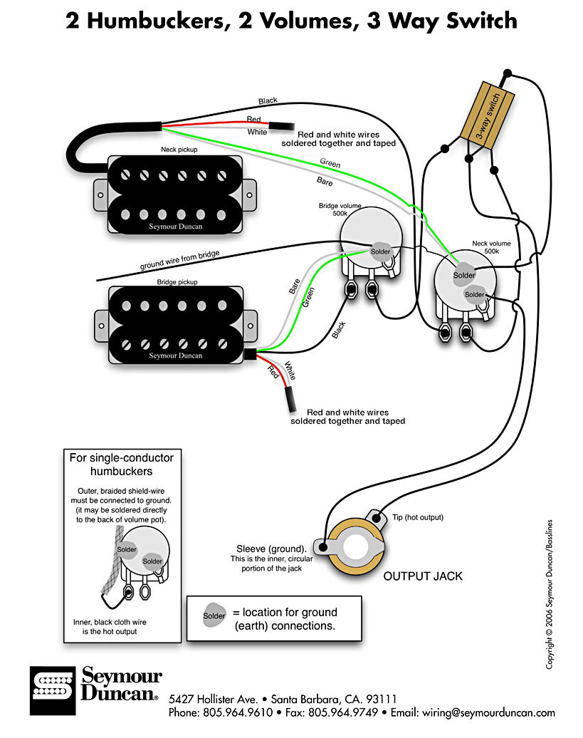 b king gibson guitar wiring diagram